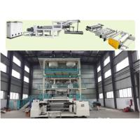 TPU PVA PVB Extrusion Line , PE CPE CPP Thermoplastic Extrusion Machine Manufactures