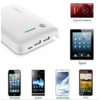 9600mAh Mobile Portable USB Power Bank With 2 USB For Sumsung Manufactures