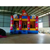 Colorfu Custom Inflatable Products , Kids Inflatable Bouncy Castle Manufactures