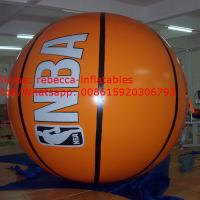 inflatable advertising balloon inflatable basketball advertising balloon Manufactures