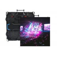 Concert Live Filed Full Color HD Outdoor Rental LED Display P6.25 Long Lifespan Manufactures