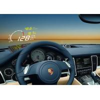 Andriod Mobile OBD2 Smartphone Heads Up Display X3 5.5 Inch Bluetooth Function Multicolor Manufactures