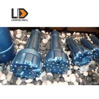 High Impact Frequency Rock Boring Bits For Mining / Water Well Drilling Manufactures