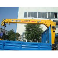 Quality 2017s best price 4*2 8tons truck mounted crane for sale, factory sale good price for sale
