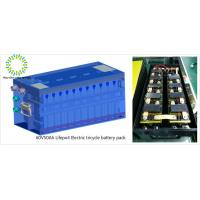 Electric Vehicle Battery Pack , ROHS Safe 64v 50ah Club Car Golf Cart Batteries Manufactures