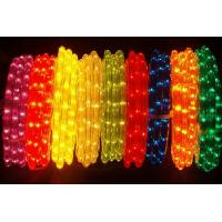 led rope ligt for outdoor 5050smd  60pcs/m ip68 muticolors with controller Manufactures