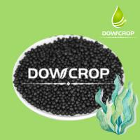 HIGH QUALITY DOWCROP HOT SALE SEAWEED EXTRACT GRANULAR 100% WATER SOLUBLE FERTILIZER DARK BROWN ORGANIC FERTILIZER Manufactures