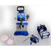 Combo Heat Transfer Machine HP5in1 New Model Manufactures