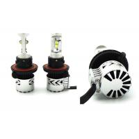 Motorcycle Parts G8 Cree LED Headlight Bulbs 6500K 6000LM H13 Led Head Lamp Manufactures