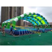 giant swmming pool park  water amusment theme park water park design with dome tent Manufactures