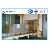 Customized Sulotions Pallet Handling Systems High Performance Wooden Case Package Manufactures
