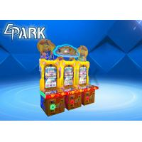 Commercial Electronic Coin Pusher Redemption Game Machine 2150 * 820 * 2200MM Manufactures