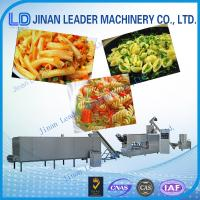 Low consumption Macaroni making machine Processing equipment Manufactures
