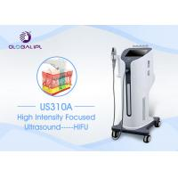 Popular Hifu Machine Fast Wrinkle Removal Face Lift Double Chin Removal Body Shaping Machine Manufactures