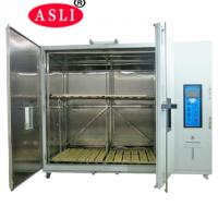 Climatic Simulation Temperature Humidity Environmental Walk In / Drive In Stability Chamber Manufactures