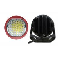 Quality High Intensity 225W Round 9 Inch Driving Lights With Spot Flood Covers LED Work Light 12V Offroad 4WD Truck Vehicle Car for sale
