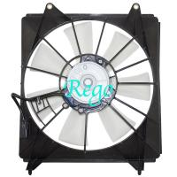 Quality AC A/C Condenser Cooling Fan For Honda Fits Accord Sedan Ho3113134 for sale