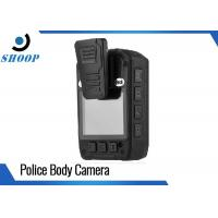 Full HD Motion Detecting Portable Police Body Cameras with 32G Storage Manufactures