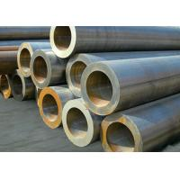 Heat Exchangers Petrochemical Pipe Seamless Steel ASTM A333 Gr 6 Material Durable Manufactures