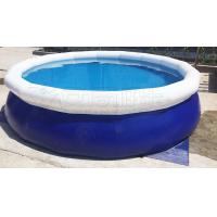 Quality Durable backyard home use 3m small inflatable swimming pool for kids play for sale