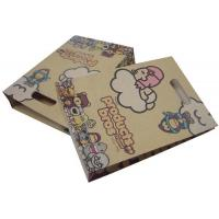 Resuable Recyclable Gift Packaging Bag, 200gsm Brown Kraft Paper Carrier Bag Manufactures