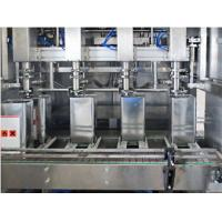 High Precision Beer Bottling Equipment 3 In 1 Automatic Capping Machine Manufactures