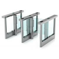 RFID Security Metro Speed Gate Turnstile For Entrance Control System Manufactures