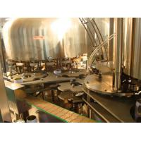 Electric 110V Can Filling Machine for Tea Juice Bottle Packing Machines Manufactures