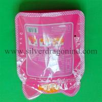 Special shaped Stand up Laminated pouch with zipper for industry packing Manufactures