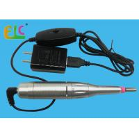 Electric Nail Polisher Machine Portable Pen Shape Rotation Direction Controllable Manufactures