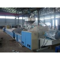 Buy cheap PVC Wood Plastic Profile (FOAM) Board Extrusion Line from wholesalers