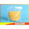 Buy cheap PET/ PE Clear Plastic Zipper Stand Up Ziplock Bags Dry Food Grade Packaging Bags from wholesalers