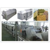 Buy cheap 40 to 300kw Fried Instant Noodle Production Line Making Instant Noodles from wholesalers