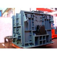 Grey Hammer Crusher Machine 90 Kw 70 mm Feeding For Serpentine Crushing Manufactures