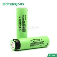 China Hot selling high capacity lithium battery NCR18650B 3400mAh battery 18650B 18650 battery on sale