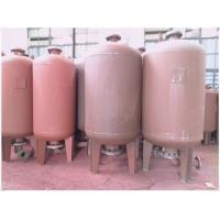 Fire Fighting Diaphragm Pressure Water Storage Tanks 80 Degree Operating Temperature Manufactures