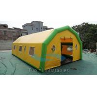 Large Warehouse Portable Inflatable Tents Durable Garage Sport Hall Manufactures