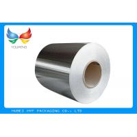 Anti Corrosion Vacuum Metallized Paper Wine Packaging Laminated Paper Manufactures