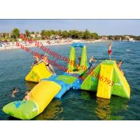 Giant Inflatable Aqua Park inflatable water playground inflatable water park Manufactures