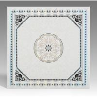 Hot Stamping Surface Waterproof Bathroom Ceiling Panels Various Colors / Style Manufactures