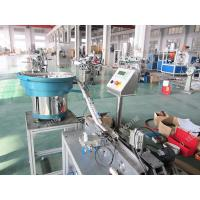 Bottle End Cap Assembly Machine Automatic Put Liner Safe Ring 60 - 100 /Min Manufactures