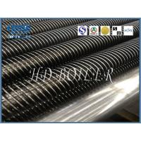 Squeezing Small Radius Fin Tubes For Heat Exchangers HDB Boiler Economizer System Manufactures