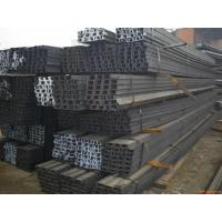 Hot Rolled Carbon Steel Channel Bar High Surface Hardness For Building Manufactures