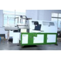 China 4KW Carbon Steel Wire Bending Equipment , High Speed Steel Rod Bending Machine on sale