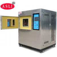 China 49l Three Box Thermal Shock Chamber For Environmental Thermal Testing Equipment on sale