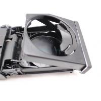 ISO 9001 Certification Car Parts Mold Black Front Dash Cup Holder +/ - 0.005 mm Tolerance Manufactures