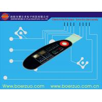 PET 8 mm Metal Dome FR4 PCB Membrane Switch Keyboard With LED Manufactures