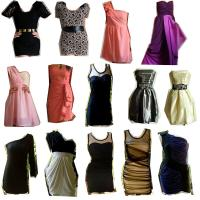 Dye Sublimation Sexy Custom-made Casual Dress 2012 Manufactures