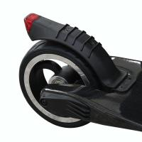 Foldable Electric Scooter Skateboard , Double Suspension Kick Scooter