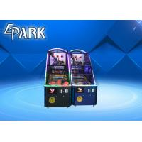 Coin Operated Arcade Basketball Game Machine  or 1 to 2 Player 100W Manufactures